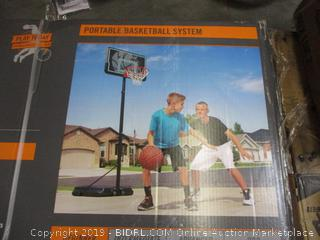 "Lifetime 44"" Impact Backboard Sealed"