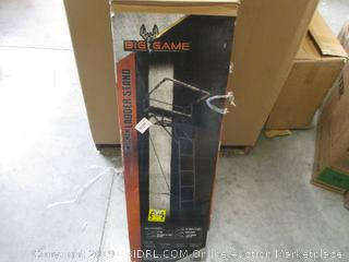 Big Game Two man Ladder Stand