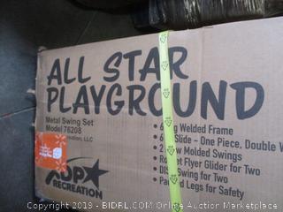 All Star Playground Sealed