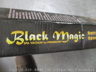 Black Magic Spa Vacuum