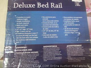 Deluxe Bed Rail