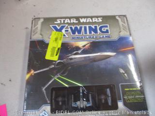 Star Wars X-Wing Miniature Game