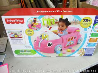 Fisher Price Smart Stages Crawl Around Car