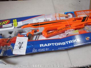 Nerf Raptorstrike