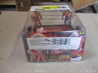 Super Wrestling Toy