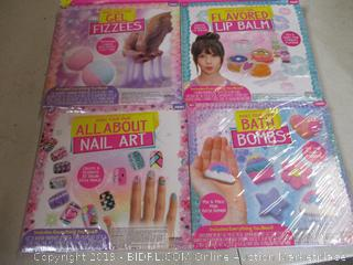 Toy Makeup Items