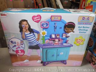 Disney Junior Get Bette Checkup Center