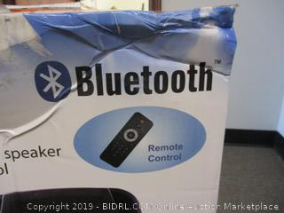 Bluetooth Multi Function Loud Speaker with Remote Control