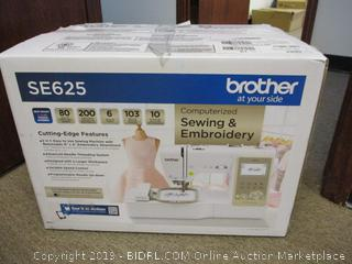 Brother Computerized Sewing & Embrodriodery