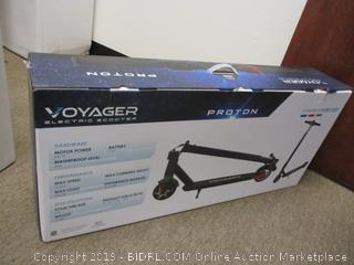 Voyager Electric Scooter