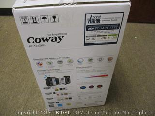 Coway Air Quality Control