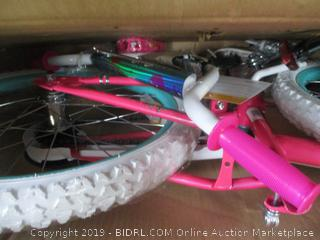 "20"" Girls Sea Star Bicycle"