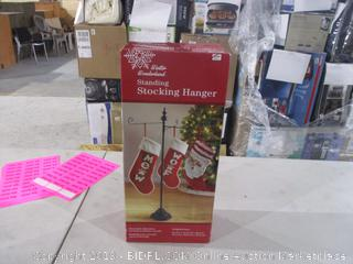 Standing Stocking Hanger
