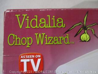 Vidalia Chop Wizard
