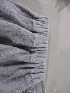Towel with velcro?