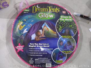 Dream Tent Glow in the dark