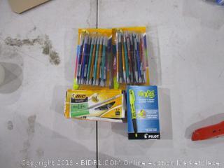 Pen and Pencils