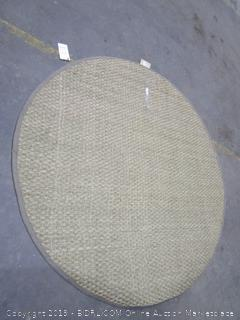 Round Area Rug See Pictures