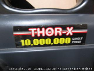 Thor X 10,000,000 candle power-missing cord-PLEASE PREVIEW
