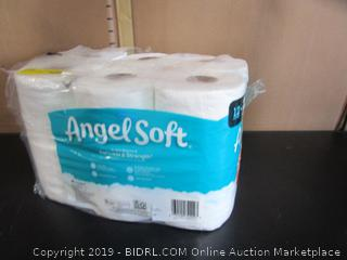 Angel Soft toilet paper
