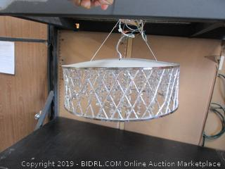 Chandelier- LED - PLEASE PREVIEW