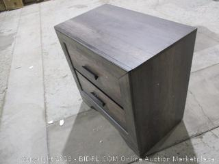 Night Stand damaged See Pictures