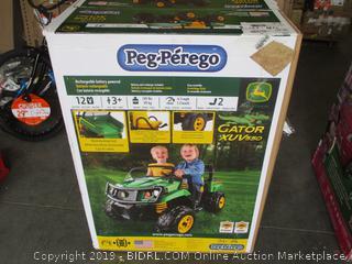 Peg Perego Kids Car