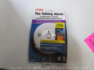 The Talking Alarm
