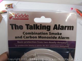 The Talking Alarm
