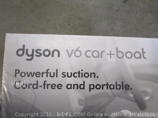 Dyson V6 Car + Boat