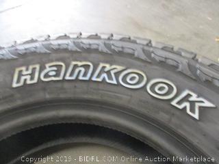 Hankook P245/70R17 108T