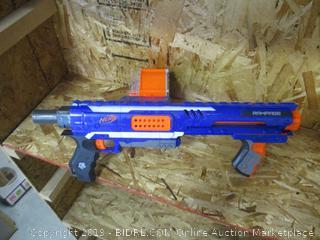 RAMPAGE GUN