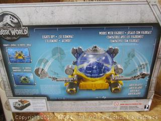 JURASSIC WORLD SUBMARINE