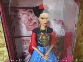 Barbie Frida Kahlo