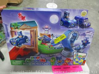 PJ MASKS TRACK PLAYSET