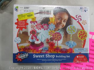 SWEET SHOP BUILDING SET