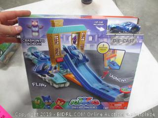 PJ MASKS TRACK SET