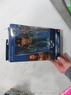 AQUAMAN FIGURINE