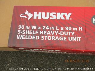 HUSKY STORAGE UNIT
