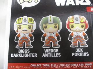 POP DOLL STAR WARS
