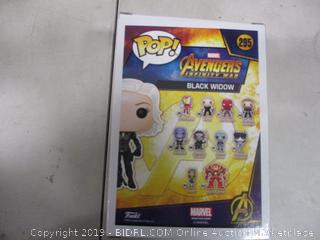 POP DOLL BLACK WIDOW