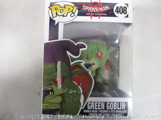 POP DOLL GREEN GOBLIN