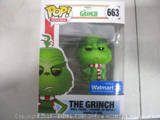 Pop Doll The Grinch