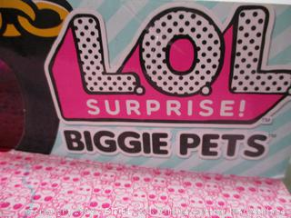 LOL Surprise Biggie Pets