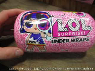 LOL Surprise Under Wraps