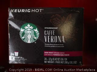 Keurig Starbucks Coffee