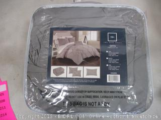 TWIN DUVET SET