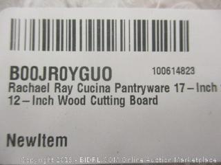 Rachael Ray Cucina Cutting Board