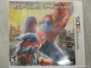 Spider Man Game Nintendo 3DS