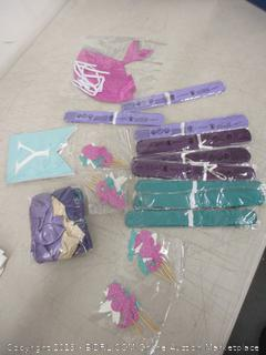Misc. Party Supplies